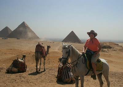 Egypt Adventure of Margaret C.